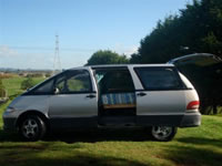 Toyota Estima 1993 - 1999