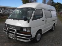 Toyota Hiace XL 1990