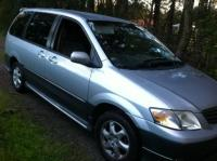 Mazda MPV 1999 + 2004