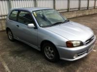 Toyota Starlet 1996